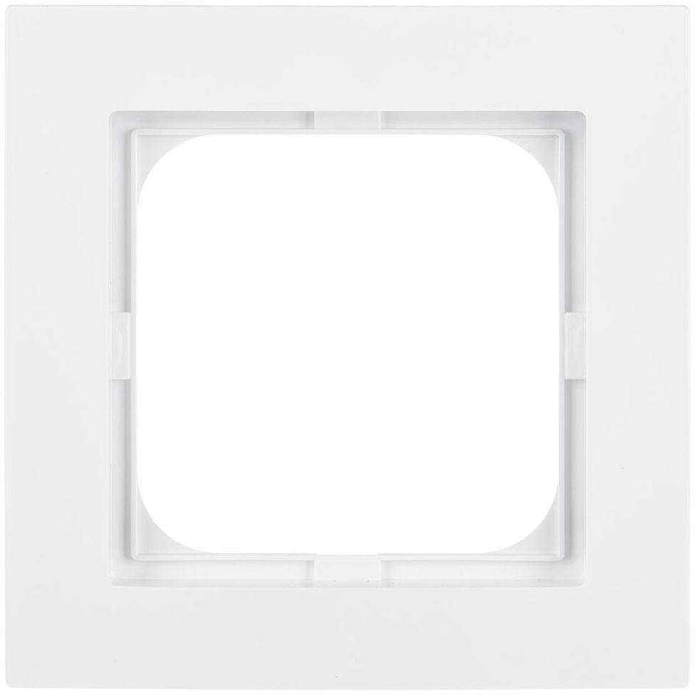 Ramka pojedyncza AS Biały OSPEL