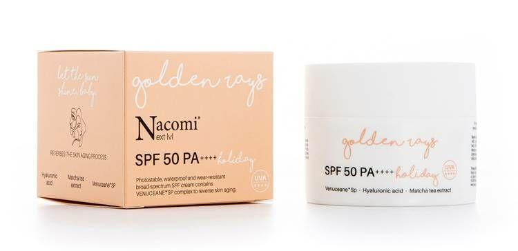 Nacomi Next Level SPF UV Holiday 50 ml