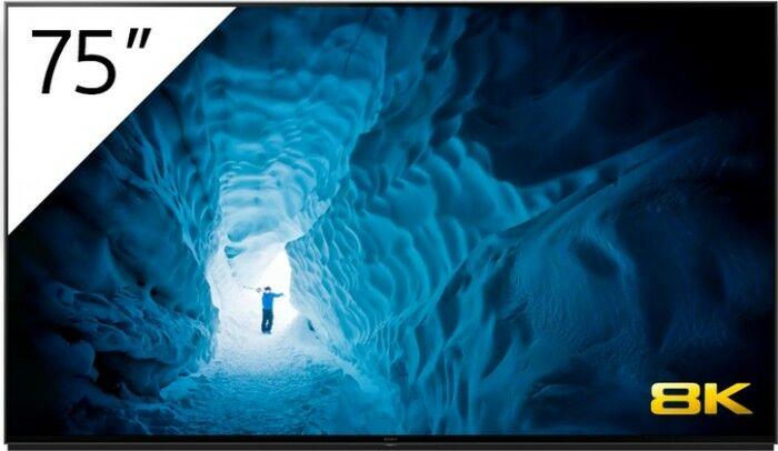 Monitor 8K HDR BRAVIA Sony FWD-75Z8H/T+ UCHWYTorazKABEL HDMI GRATIS !!! MOŻLIWOŚĆ NEGOCJACJI  Odbiór Salon WA-WA lub Kurier 24H. Zadzwoń i Zamów: 888-111-321 !!!