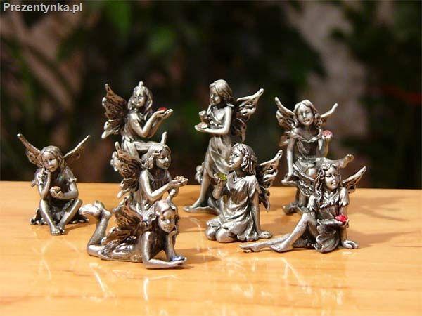 Rodzinka elfów Veronese Cyna