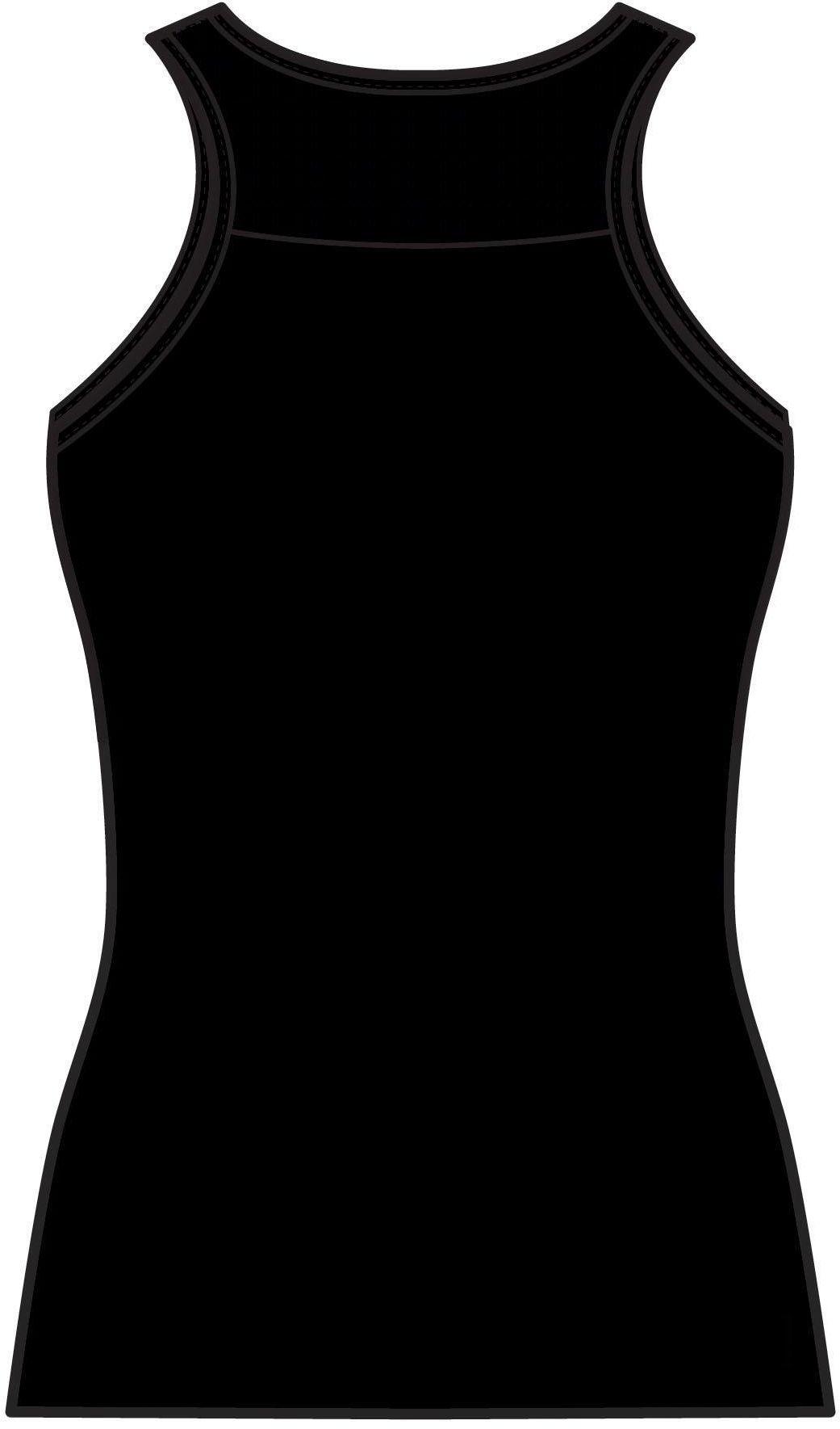 Koszulka bez rękawów fitness