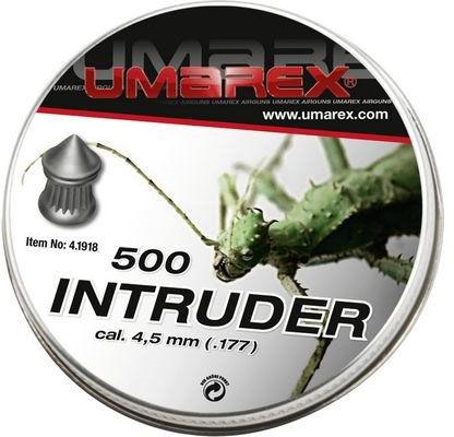 Śrut UMAREX Intruder kal 4,5 mm 500szt.