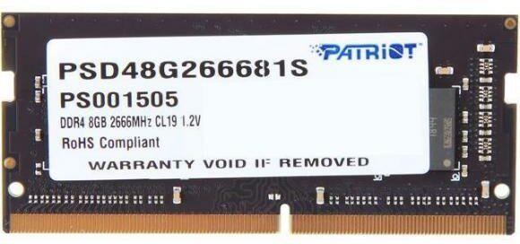 Patriot Signature Line DDR4 8GB 2666 CL19