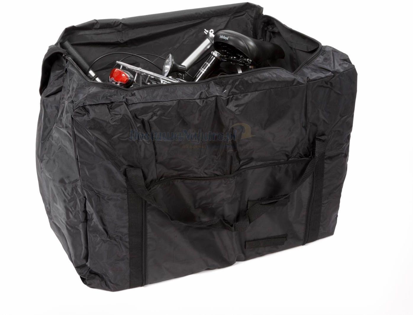 """Torba - pokrowiec dla roweru składanego z kołami 20"""" lub mniejszymi"""