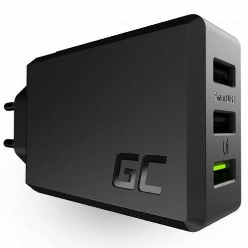 Ładowarka sieciowa Green Cell 30W, 3xUSB-A