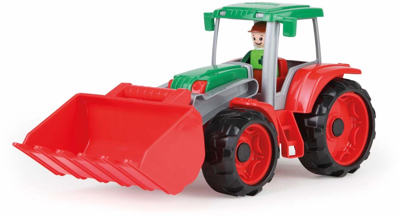 Lena 4417 Truxx traktor z szuflą przednią, różne kolory