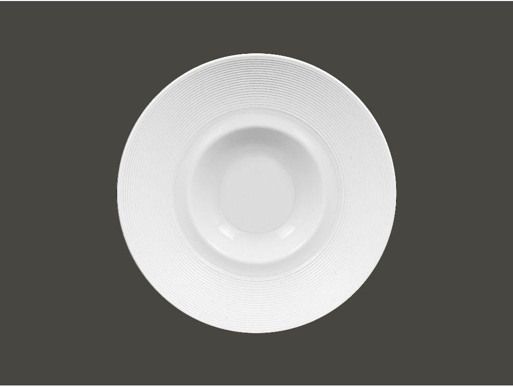 Talerz głęboki Gourmet marki RAK z serii EVOLUTION