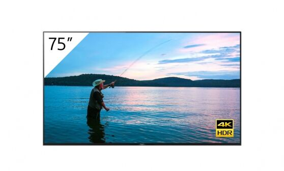 Monitor 4K Ultra HD HDR BRAVIA Sony FWD-75X95H/T+ UCHWYTorazKABEL HDMI GRATIS !!! MOŻLIWOŚĆ NEGOCJACJI  Odbiór Salon WA-WA lub Kurier 24H. Zadzwoń i Zamów: 888-111-321 !!!