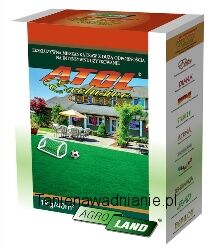 ATOL Exclusive Green - AGRO-LAND 5kg , odporna na wydeptywanie