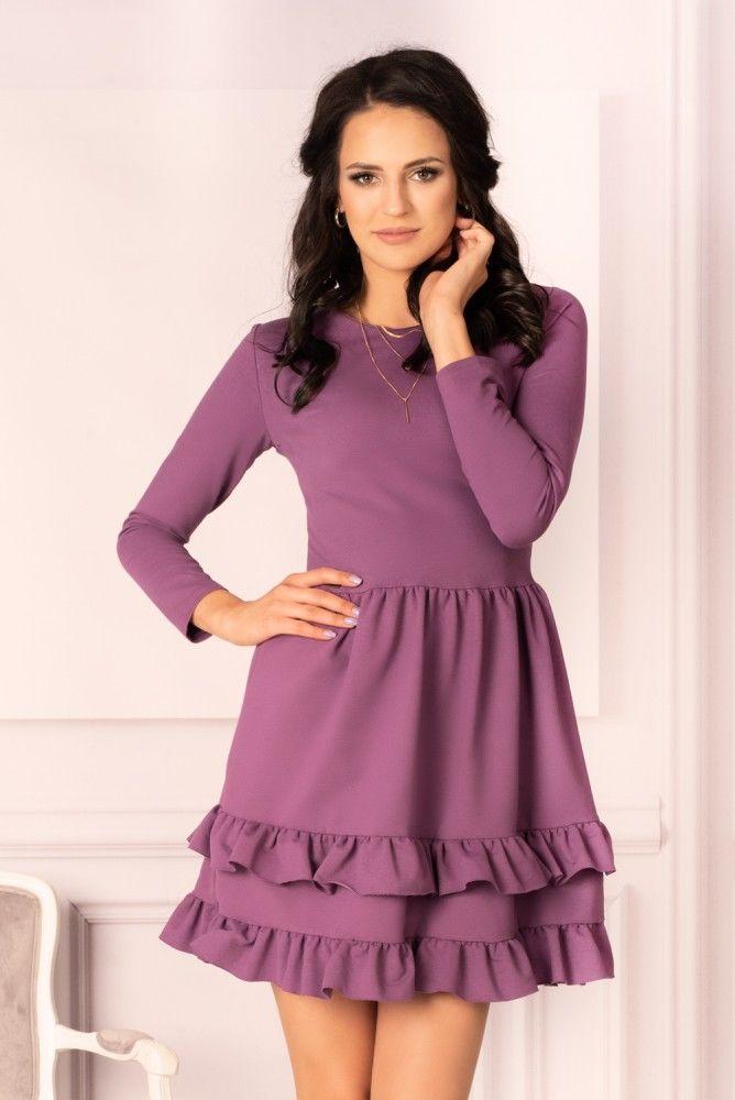 Madelana Blueberry sukienka