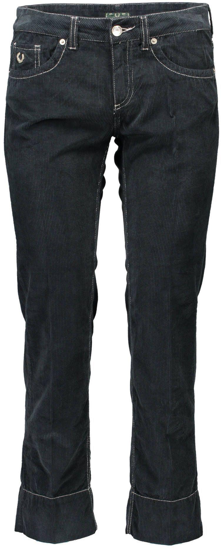 FRED PERRY Spodnie Capri Damskie