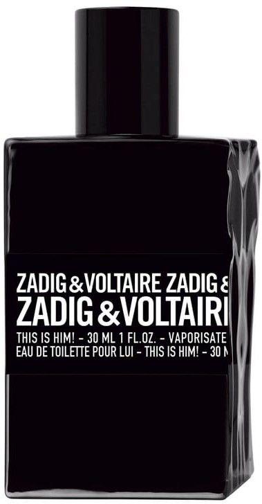 Zadig & Voltaire This is Him! woda toaletowa dla mężczyzn 30 ml