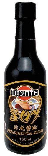 Sos sojowy Miyata 150ml
