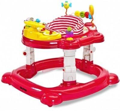 Toyz Interaktywny chodzik HipHop 6m+ Red