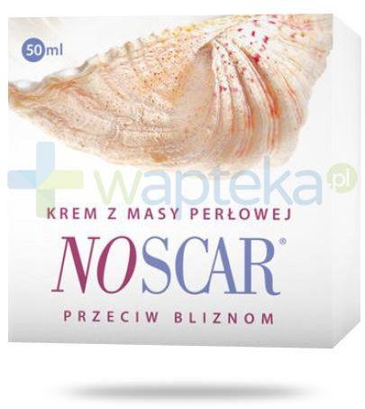 No-Scar krem z masy perłowej na blizny 50 ml
