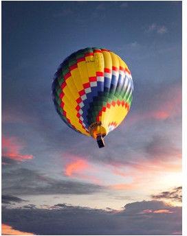 Lot balonem dla dwojga  Katowice
