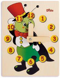 Dida - Zegarek do nauki dla dzieci  grill ręczny do nauki czytania godziny.