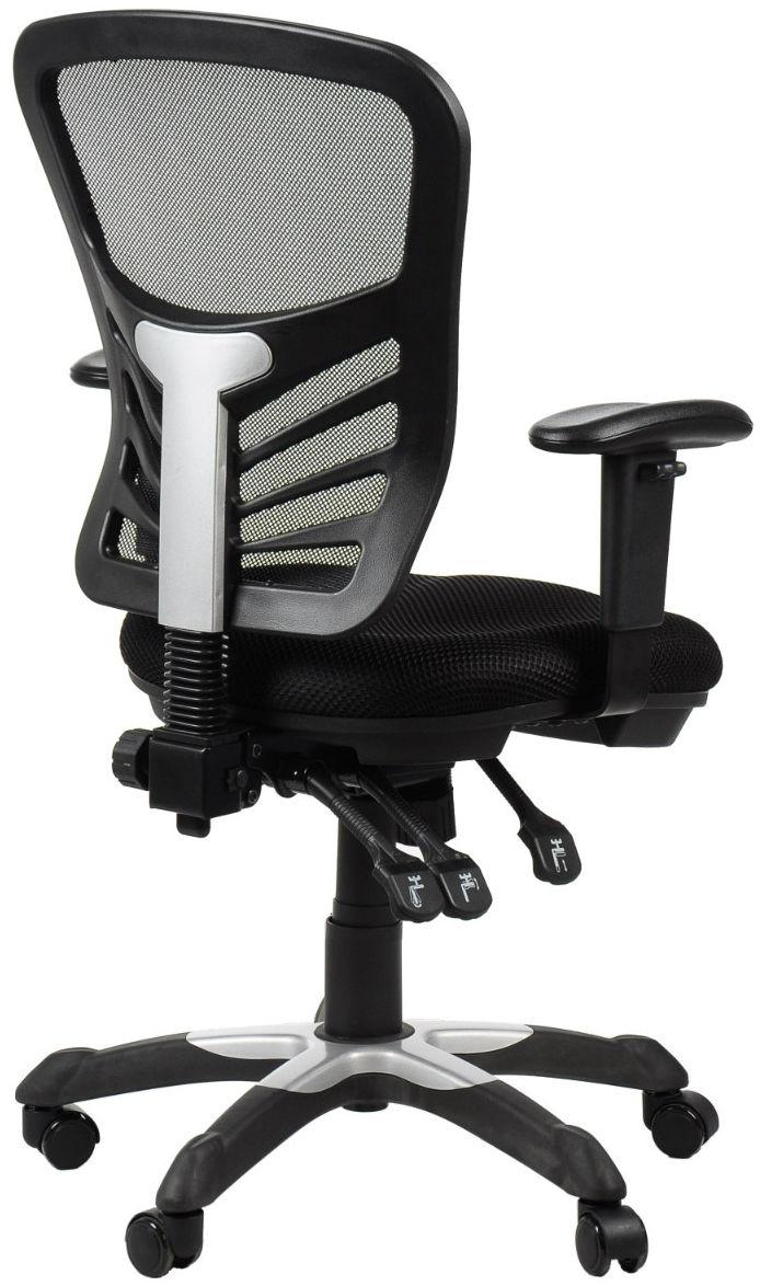 Fotel biurowy HG-0001 czarny  Kupuj w Sprawdzonych sklepach