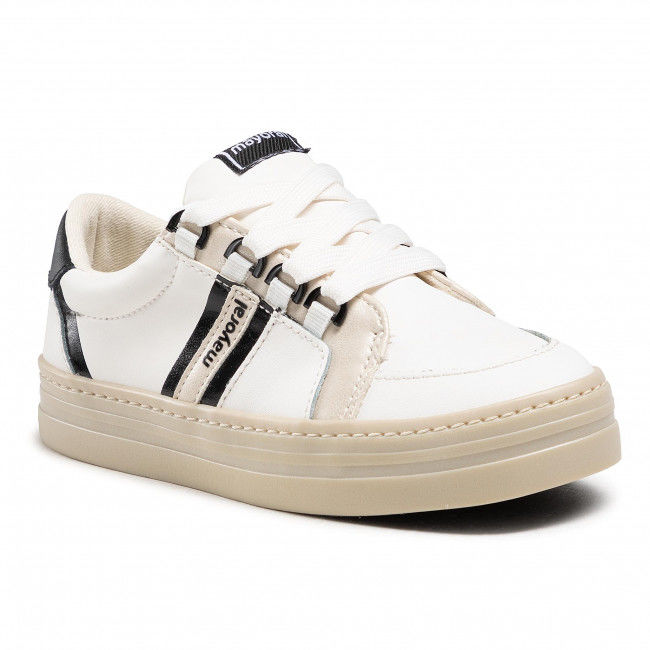 Sneakersy MAYORAL - 43245 Bco/Oro 64
