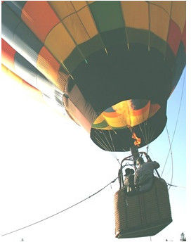 Lot balonem dla dwojga  Kraków