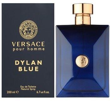 Versace Dylan Blue Pour Homme woda toaletowa dla mężczyzn 200 ml