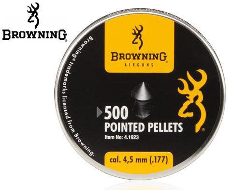 Śrut 4,5 Browning Szpic kal.4,5 mm 500 szt