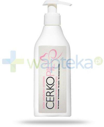 Cerkopil żel hipoalergiczny do mycia twarzy 200 ml