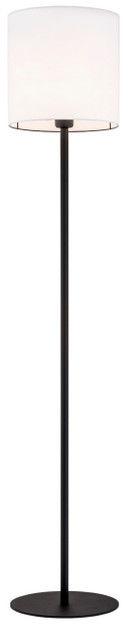 Lampa podłogowa Hilary 4082 Argon nowoczesna oprawa w kolorze czarnym
