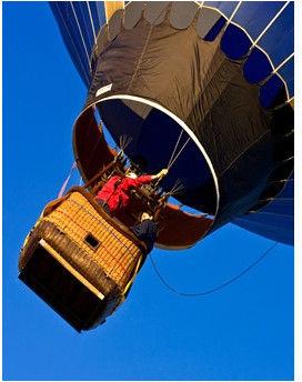 Lot balonem dla dwojga  Jura Krakowsko-Częstochowska