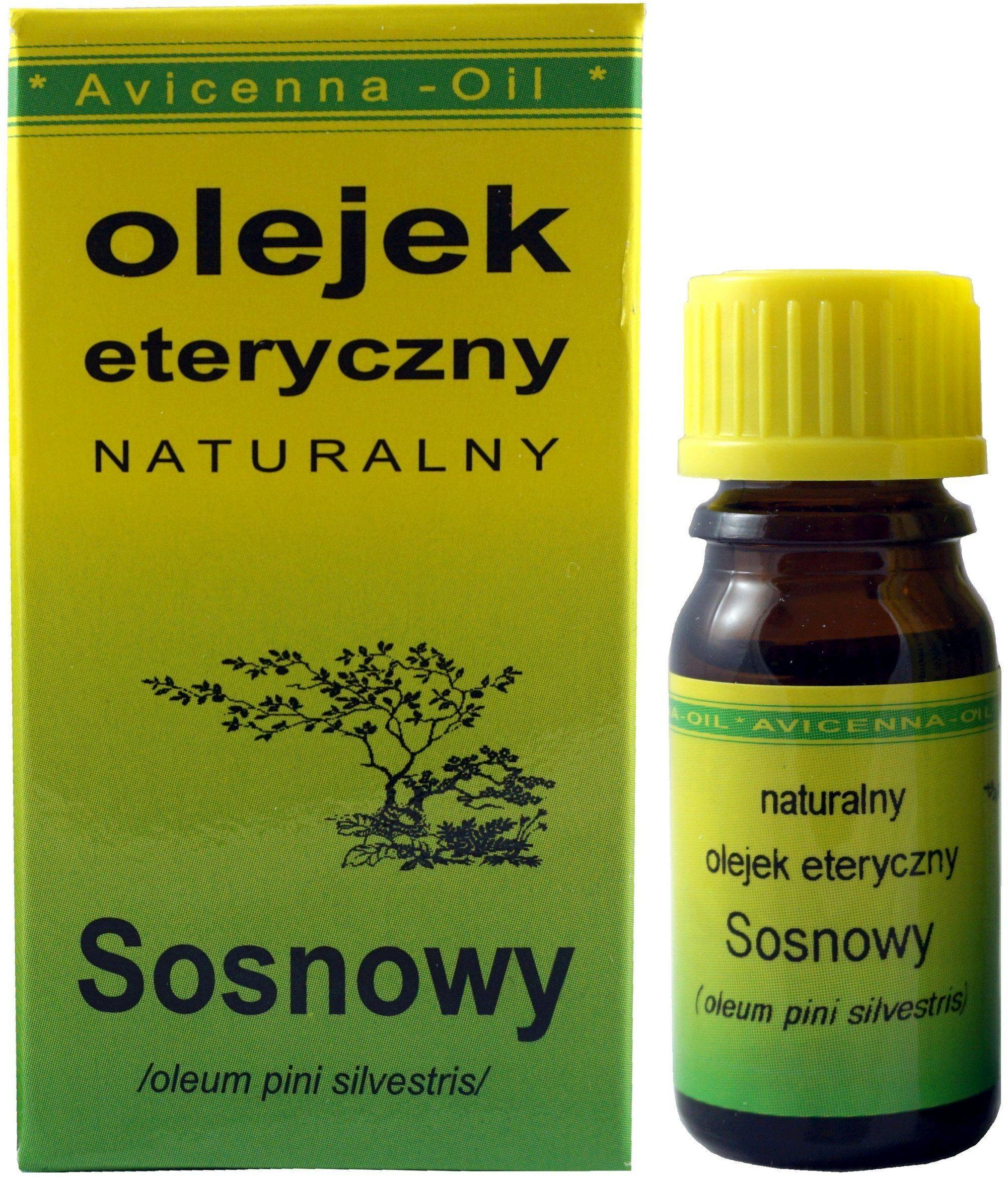 Olejek eteryczny Sosnowy - 7ml - Avicenna Oil