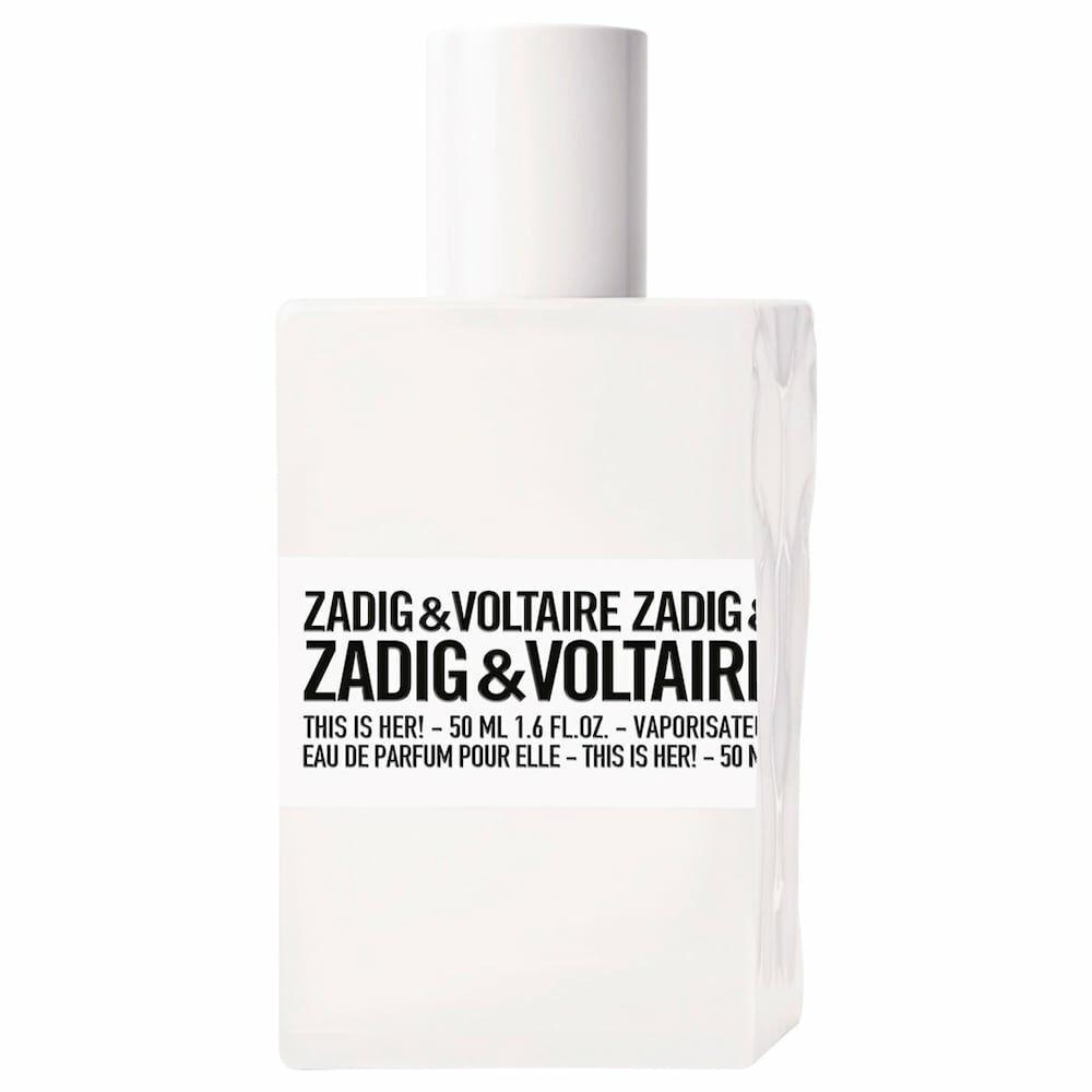 Zadig&Voltaire This is Her Zadig&Voltaire This is Her Eau de Parfum Spray 50.0 ml