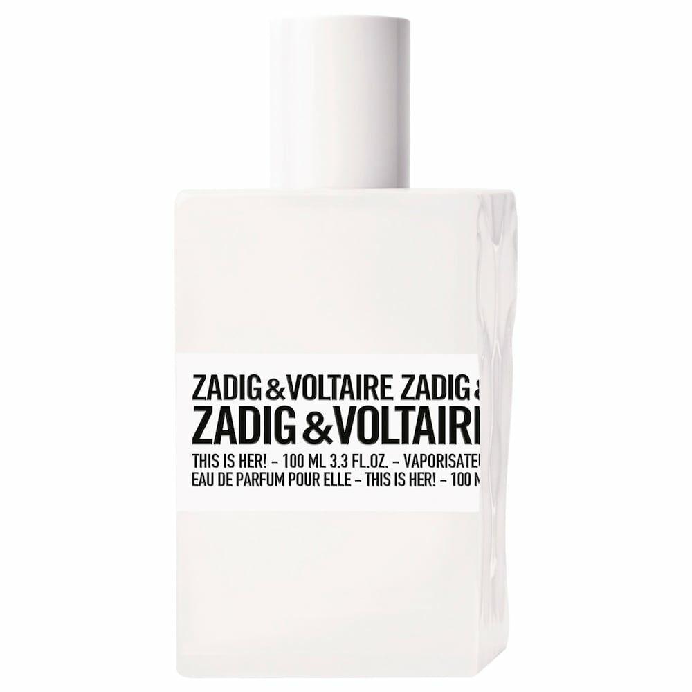 Zadig&Voltaire This is Her Zadig&Voltaire This is Her Eau de Parfum Spray 100.0 ml