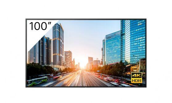 Monitor 4K Ultra HD HDR BRAVIA Sony FW-100BZ40J+ UCHWYTorazKABEL HDMI GRATIS !!! MOŻLIWOŚĆ NEGOCJACJI  Odbiór Salon WA-WA lub Kurier 24H. Zadzwoń i Zamów: 888-111-321 !!!