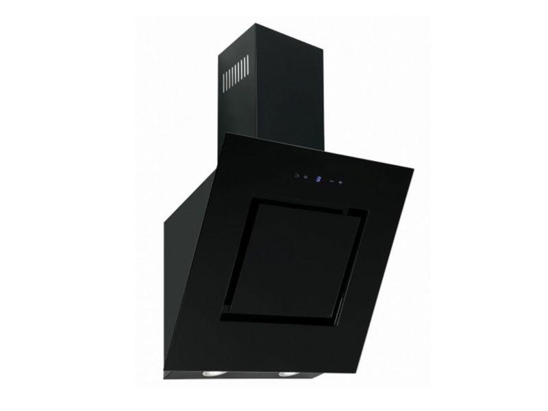 Okap kominowy Adria Black 60 cm