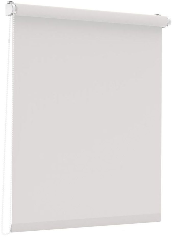 Roleta okienna Albery biała 73 x 160 cm Inspire