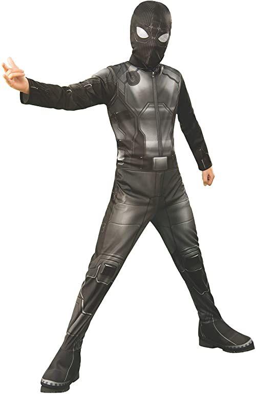 Spiderman Rubie''s 700612-S Classic FFH kostium stalowy, S, wielokolorowy, (S 700612-S)
