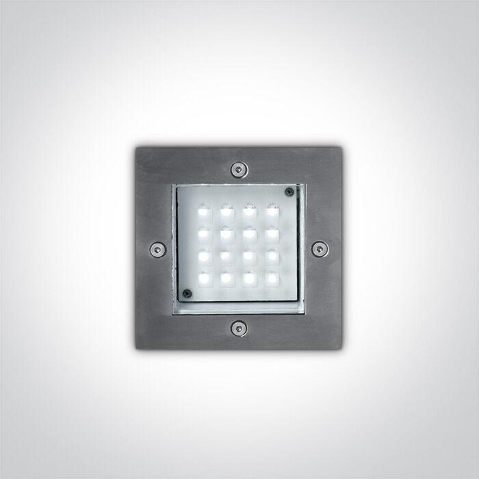 Oprawa do wbudowania Alfios 68001/BL - ONE Light
