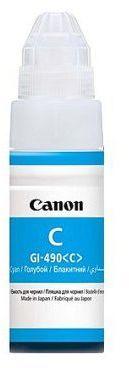 Tusz CANON GI-490 Cyjan
