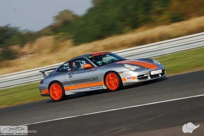 Jazda Porsche 911 (996) GT3 Mk. II