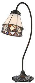 Lampa stołowa FARGO  74344/INT - Interiors 1900