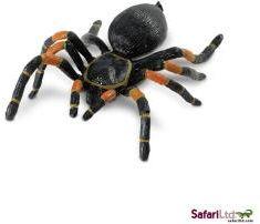 Safari Ltd 542006 Tarantula pomarańczowokolankowa 19,5x16x4