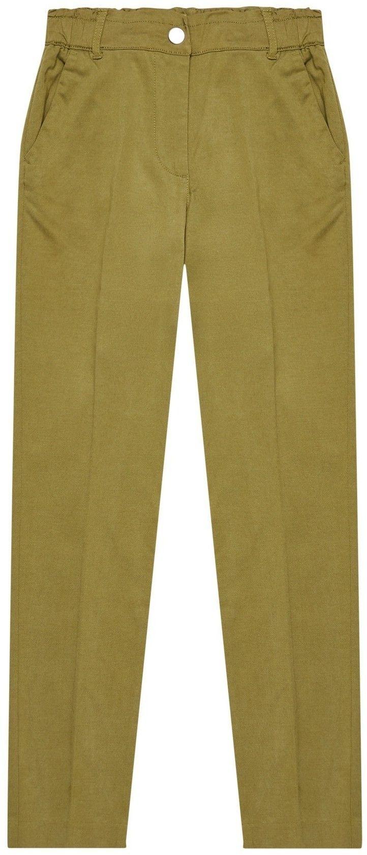 Spodnie chinos z lyocellem