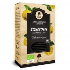Herbata czarna ODKWASZAJĄCA BIO (25 x 2 g) Dary Natury