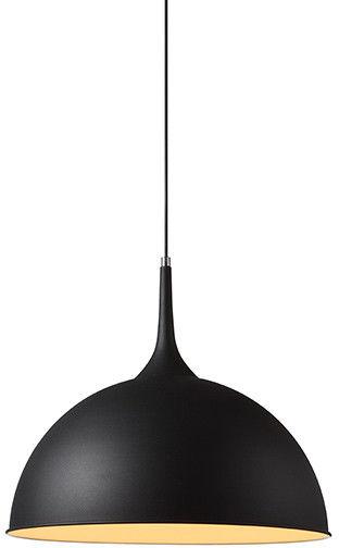 Lampa wisząca Mia AZ2389 AZzardo czarna oprawa w stylu design
