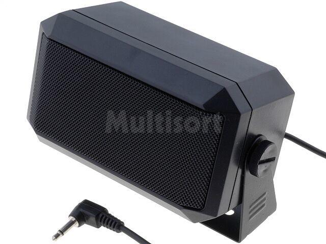 Głośnik do CB 7W/8Ohm 100x75x65mm
