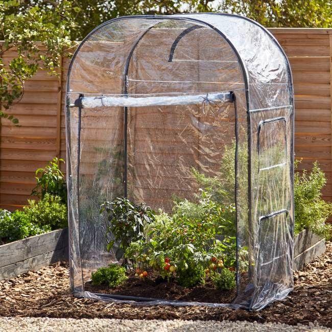 Tunel ogrodowy Verve do hodowli i ochrony roślin 12