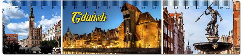 Linijka 3D Gdańsk 01