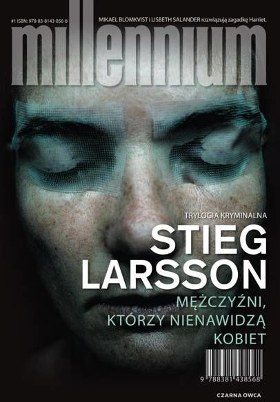 Millennium. Mężczyźni, którzy nienawidzą kobiet (wyd.4) - Larsson Stieg