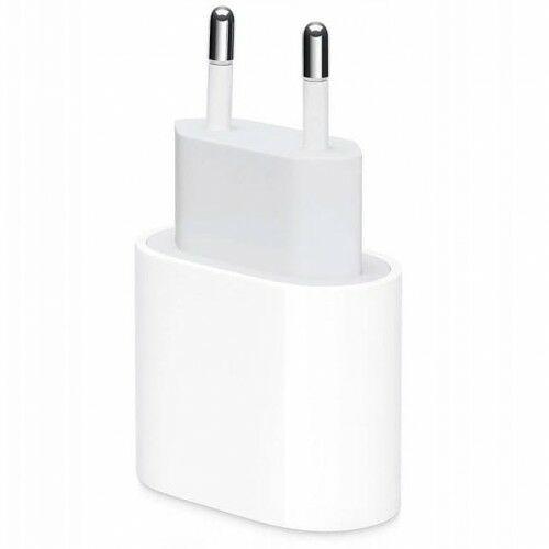 Ładowarka sieciowa Apple USB-C Power Adapter MHJE3ZM/A, 20W, biała