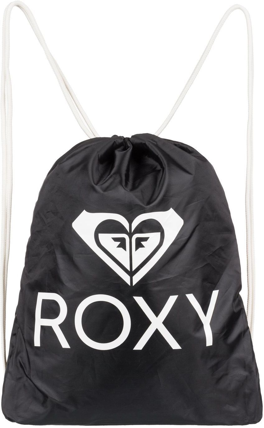 worek sportowy ROXY LIGHT AS A FEATHER SOLID True Black - KVJ0